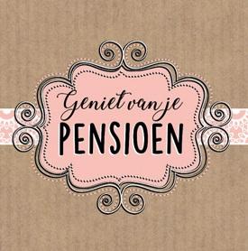 Pensioen kaart
